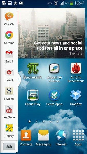 Zakačite aplikaciju new york